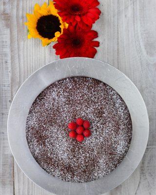 Italian Torta Barozzi