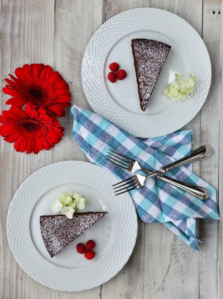Italian Torta Barozzi|My Global Cuisine