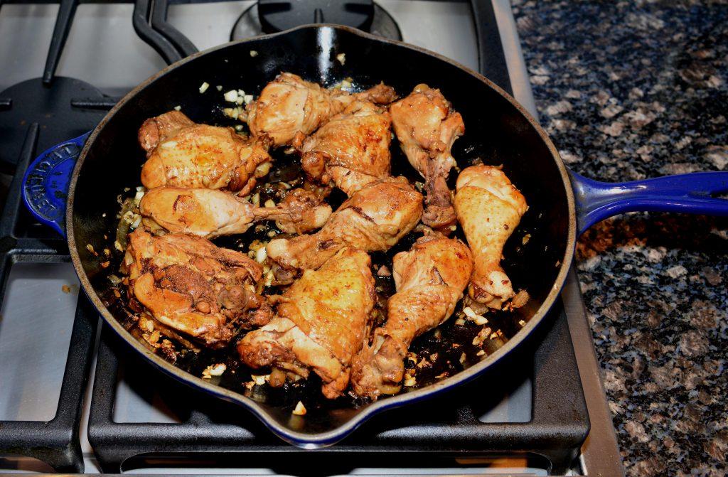 Chicken Adobo|My Global Cuisine