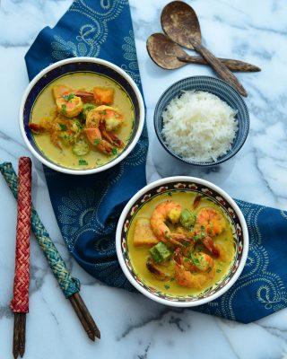 Vietnamese Shrimp Curry